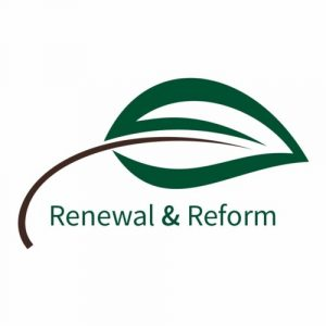 Renewal and Refrom logo