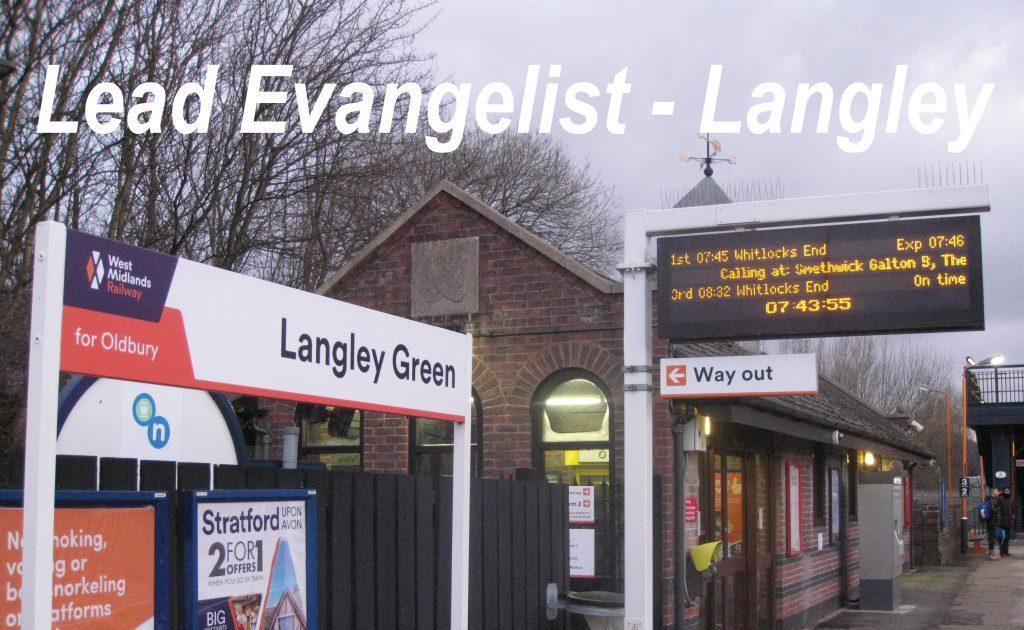 Lead Evangelist