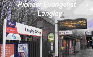 Pioneer Evangelist