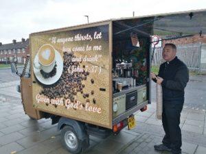 Brambles Farm Coffee Van